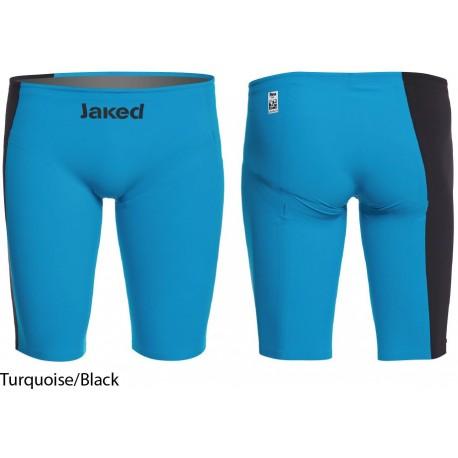 Turquoise/Black - Swimsuit JKeel Jammer JAKED