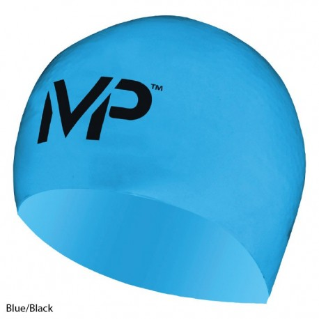 Blue/Black - Race cap MP - Michael Phelps