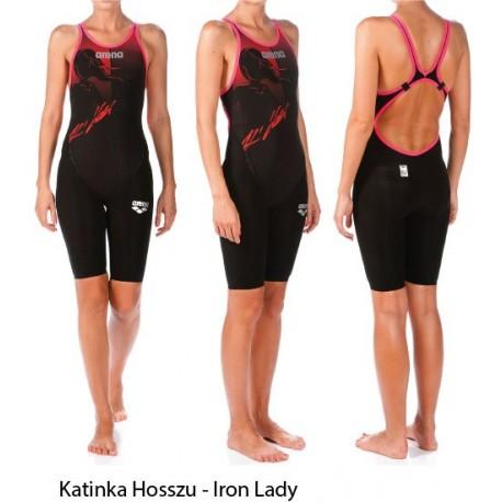 Katinka Hosszu/Iron Lady - Collezione Instinc - Powerskin Carbon Flex VX FBSLOB Arena
