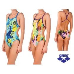 Swimsuit Woman Underwater Arena