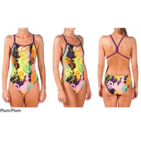 Plum/Plum - Costume Intero Donna Underwater Arena