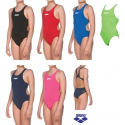 Costume Intero Bambina Swim Tech Solid Arena