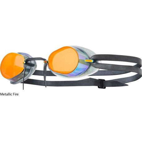 Tyr Socket rockets 2.0 Mirrired Goggles - Metall Fire