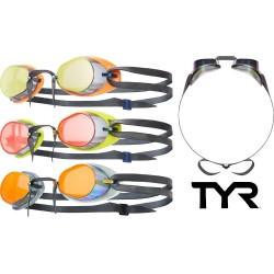 Occhialini Nuoto Socket rockets 2.0 Specchiati TYR