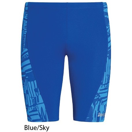 Blue/Sky - Costume Jammer Uomo ZEBRA Jaked