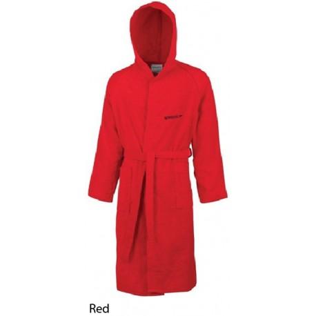 Red - Accappatoio Microspugna Speedo
