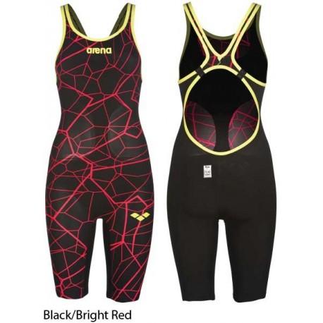 Black/Bright Red - Carbon Air Full Body Short Leg ARENA - edizione limitata 2018