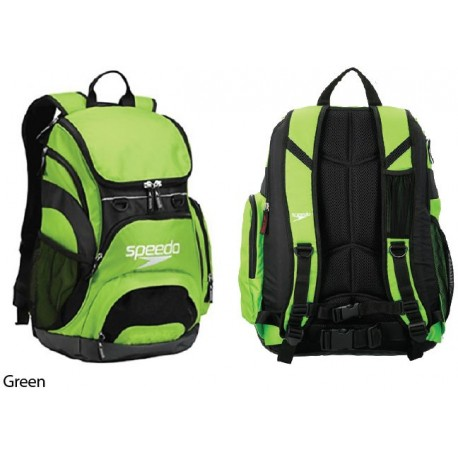 f5bbffdb879036 T-Kit Teamster Backpack Speedo 35L - zaino nuoto