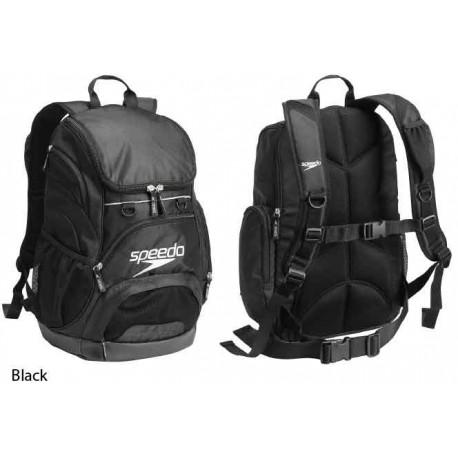 Black - T-Kit Teamster Backpack 35 litri Speedo