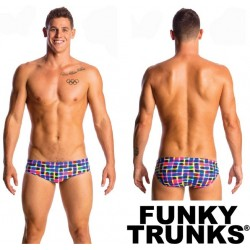 Inked Trunk Brief Trunks