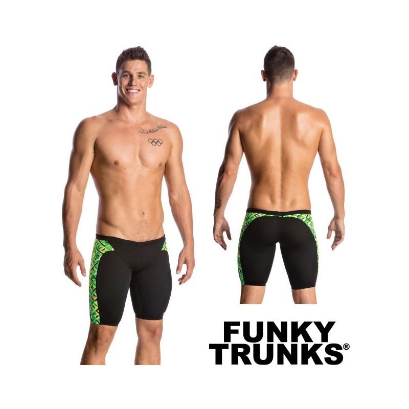 efb1c823d562 Jammer Radioactive FUNKY TRUNKS - costume uomo
