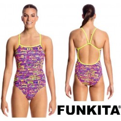 Dotty Dash One Piece Funkita
