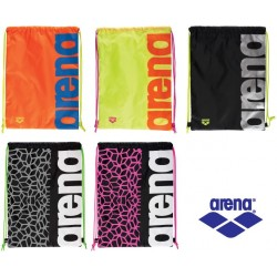 Black/Fluo/Yellow/Silver - Fast Swimbag Arena