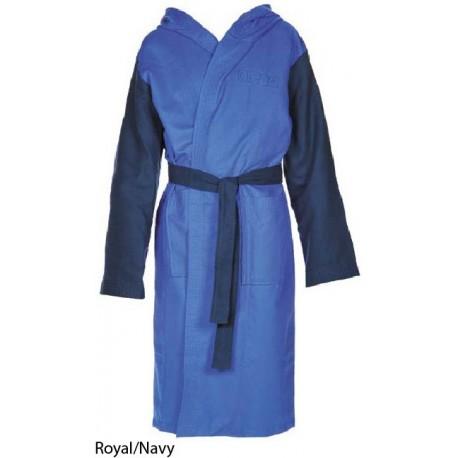 Royal/Navy - ZURAK Arena bathrobe