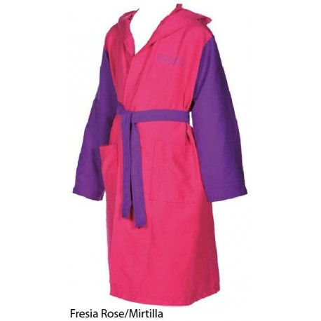 Fresia Rose/Mirtilla - ZURAK Arena bathrobe Junior