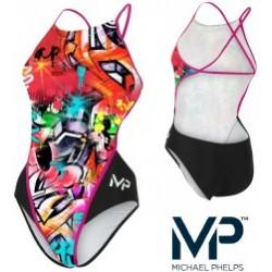 Costume donna Laci OB MP Michael Phelps