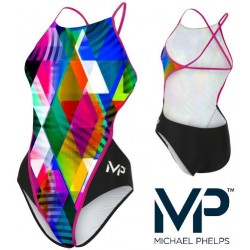 MP - Michael Phelps Women's Zuglo Swimsuit