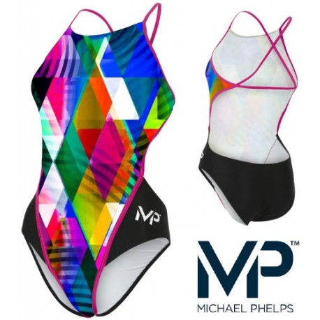 Costume donna Zuglo OB MP Michael Phelps