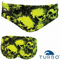 Costume uomo SKULL PUNK Turbo