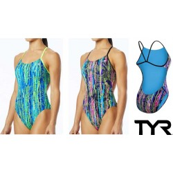 TYR Woman's Hiromi Cutoutfit Swimsuit
