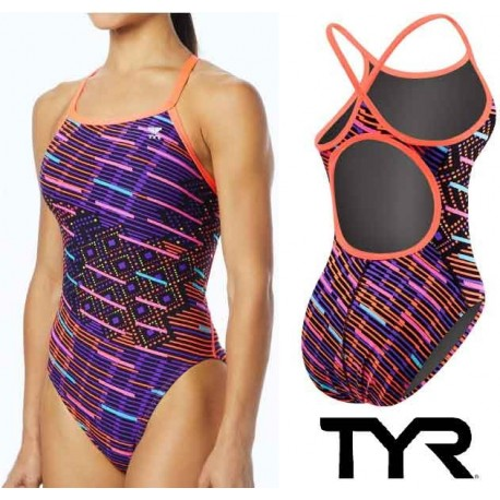 Costume donna Zyex Diamondfit Tyr