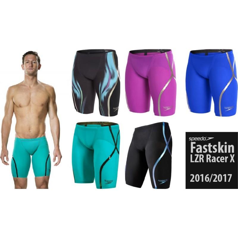 aab2b72f518 SPEEDO Fastskin LZR Racer X Jammer 2017 - men's competition swimwear