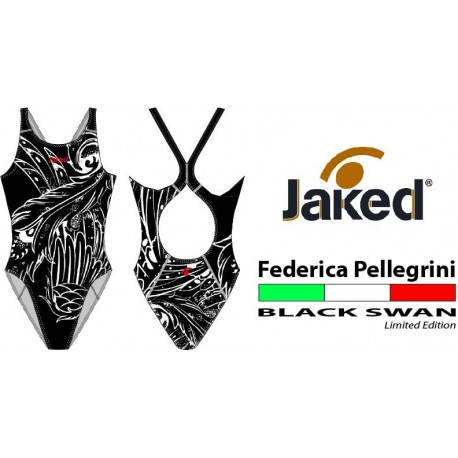 One piece - Black Swan / Linea Black Swan donna  Jaked