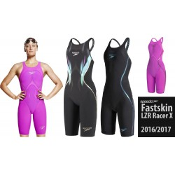 LZR Racer X Open Back Kneeskin Speedo 2016/2017