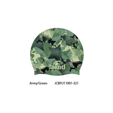 Army/Green - Cuffia Teknocamou Jaked