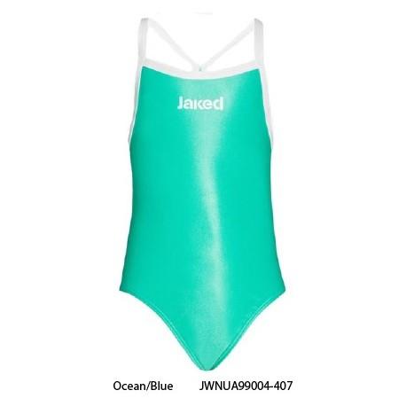 Ocean/Blue - Jaked Girls City Swimsuit