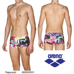 Instinct Low Waist Short Arena