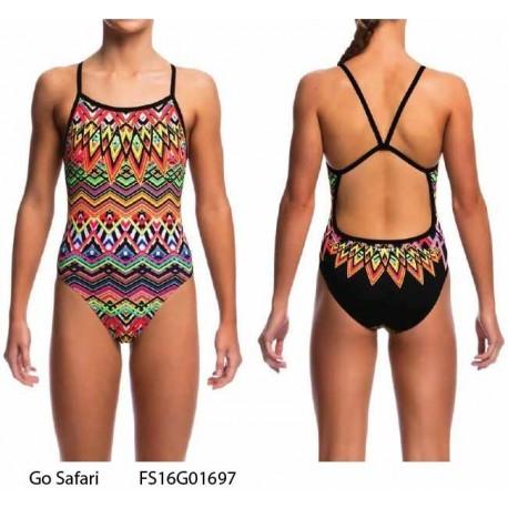 Girls - Go Safari Funkita