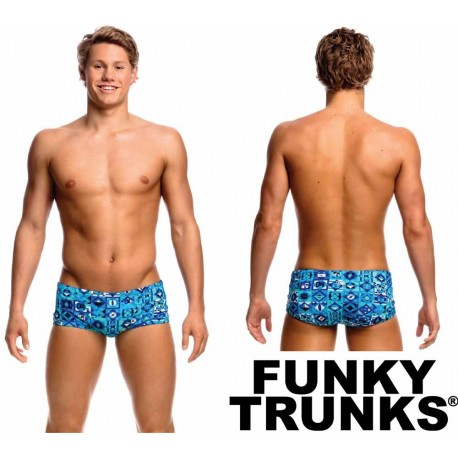 Strike It Lucky trunk Funky Trunks
