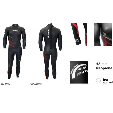 JAKED Challenger men's wetsuit