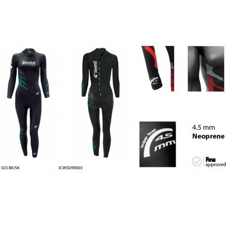 JAKED Challenger women's wetsuit