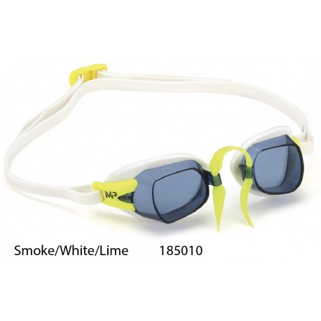 CSmoke/White/Lime - HRONOS goggles MP