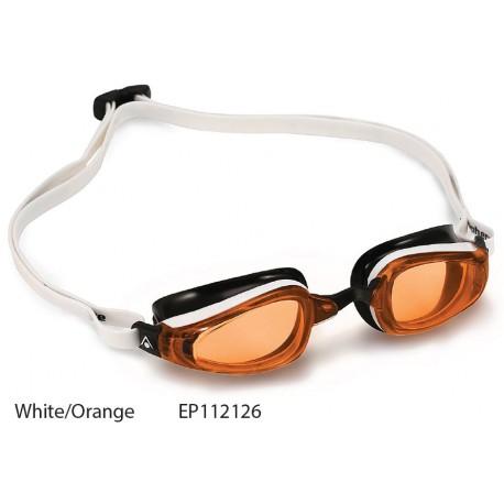 White/Orange - K180 goggle MP Michael Phelps - 2018