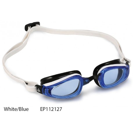 White/Blue - K180 goggle MP Michael Phelps - 2018