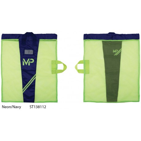 Neon/Navy - Gear Bag MP Michael Phelps