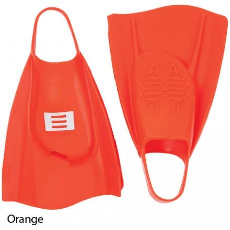 Orange - DMC Swim Elite Fins