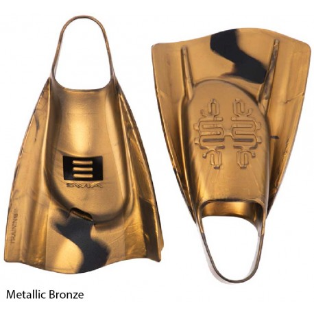 Metallic Bronze - DMC Swim Warrior Fins