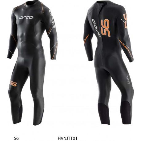 475acd34a136 S6 ORCA smanicata e non - muta triathlon nuoto acque libere