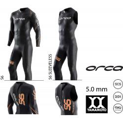 Orca S6 sleeveless mens wetsuit