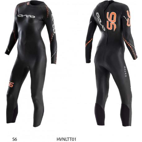 Muta S6 Orca donna - nuoto in acque libere triathlon