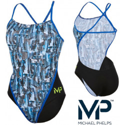 Costume donna OB City MP - Michael Phelps