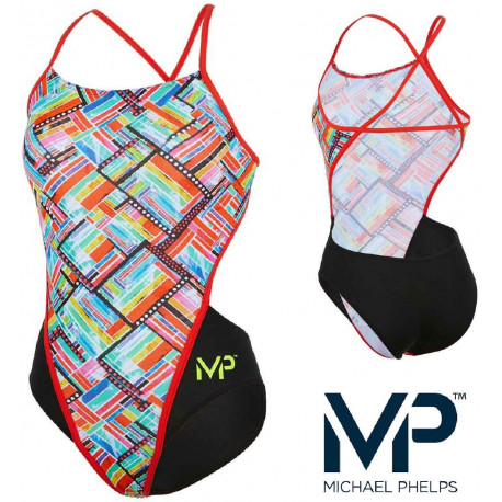 Costume donna OB Subway MP - Michael Phelps