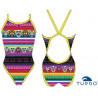 Costume donna PONCHO Revolution Turbo