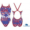 Costume donna USA Grecas Turbo