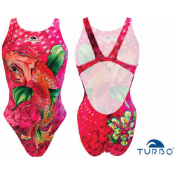 Costume intero da donna Carpa Flor Turbo
