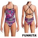 Skull Swim One Piece Funkita
